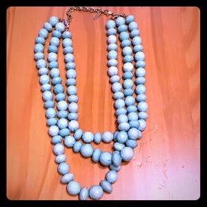 Sugarfix mint green statement necklace